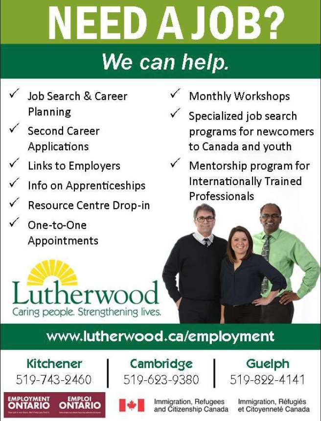 Lutherwood Flyer