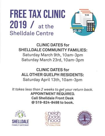 April Tax Clinic