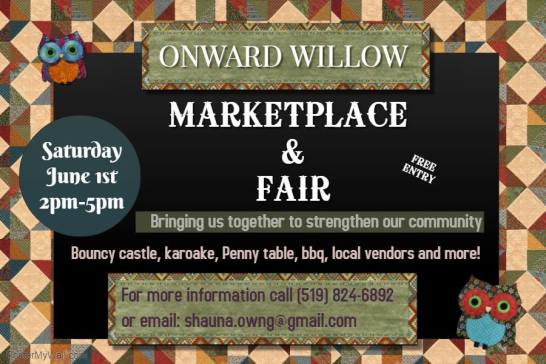Marketplace & Fair